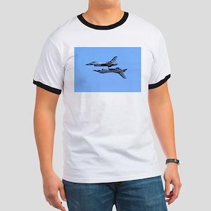 Airshow, USAF, Thunderbirds T-Shirt