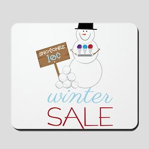 Winter Sale Mousepad