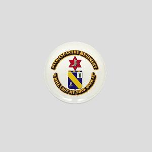 COA - 54th Infantry Regiment Mini Button
