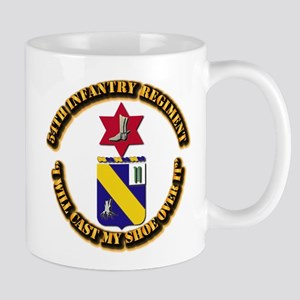 COA - 54th Infantry Regiment Mug