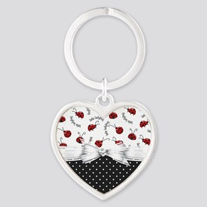 Little Ladybug Keychains