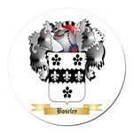 Boseley Round Car Magnet