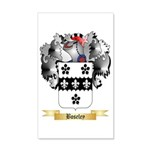 Boseley 35x21 Wall Decal