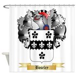 Boseley Shower Curtain