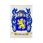 Boscq Rectangle Magnet (100 pack)