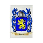 Boscos Rectangle Magnet (100 pack)