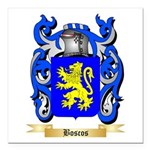 Boscos Square Car Magnet 3