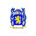 Boscos Sticker (Rectangle 50 pk)