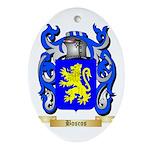 Boscos Ornament (Oval)