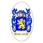 Boscolo Sticker (Oval)