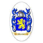 Boschot Sticker (Oval 50 pk)