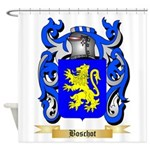 Boschot Shower Curtain