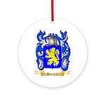 Boschini Ornament (Round)