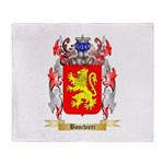 Boschieri Throw Blanket
