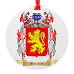 Boschier Round Ornament