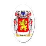 Boschier 35x21 Oval Wall Decal