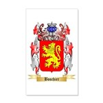 Boschier 20x12 Wall Decal