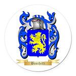 Boschetti Round Car Magnet