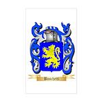 Boschetti Sticker (Rectangle)