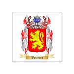 Boschero Square Sticker 3