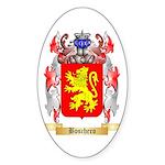 Boschero Sticker (Oval 50 pk)