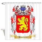 Boschero Shower Curtain