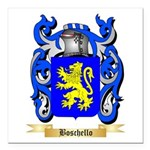 Boschello Square Car Magnet 3