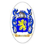 Boschello Sticker (Oval 50 pk)