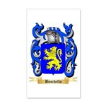 Boschello 20x12 Wall Decal