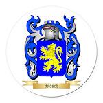 Bosch Round Car Magnet
