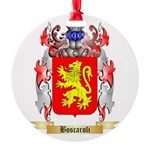Boscaroli Round Ornament