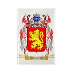 Boscaroli Rectangle Magnet (100 pack)