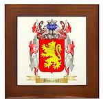 Boscaroli Framed Tile