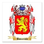 Boscariolo Square Car Magnet 3