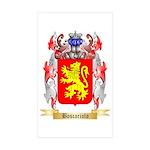 Boscariolo Sticker (Rectangle 10 pk)
