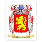 Boscariolo Small Poster
