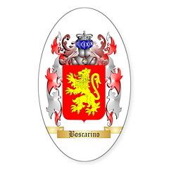 Boscarino Sticker (Oval 50 pk)