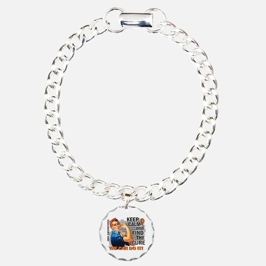 Rosie Keep Calm RSD Bracelet
