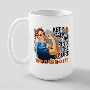 Rosie Keep Calm RSD Large Mug