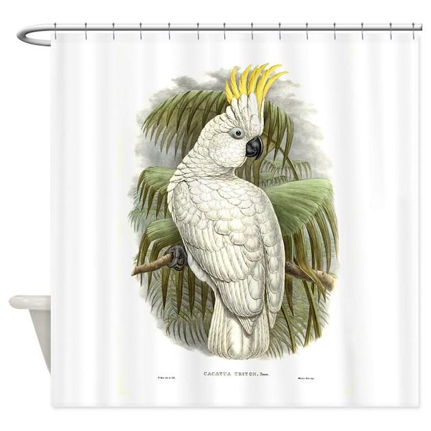 Antique Cockatoo Parrot 119