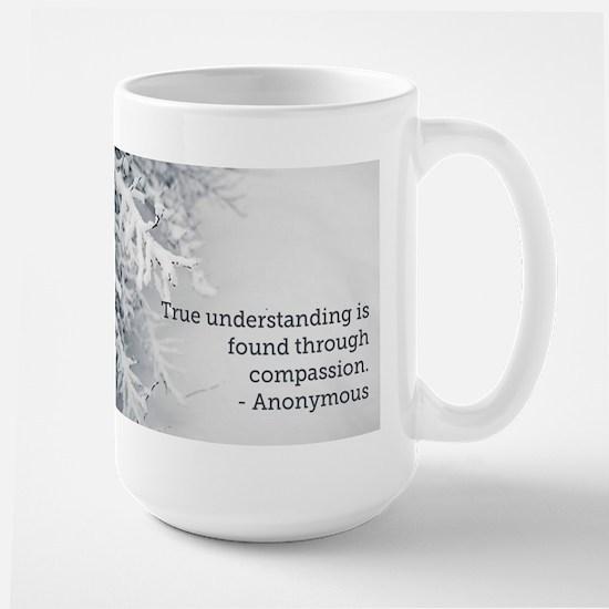 Understand ME Large Mug