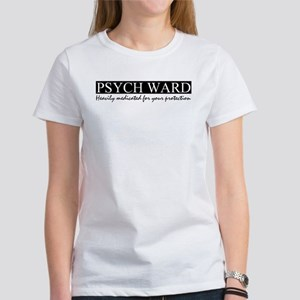 Women's Pink Psych Ward T-Shirt