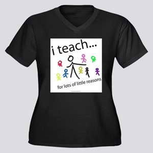 teach4them Plus Size T-Shirt