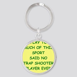 trapshooting Keychains