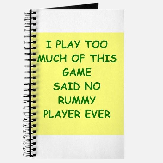 rummy Journal