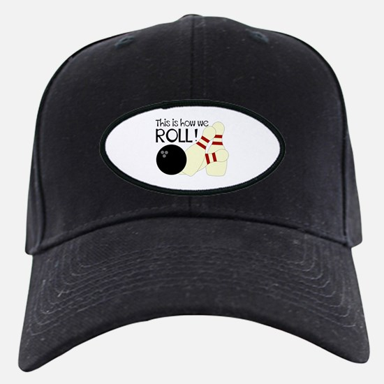 Cute Bowling Baseball Hat
