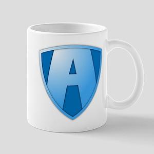 Super A Design Mug