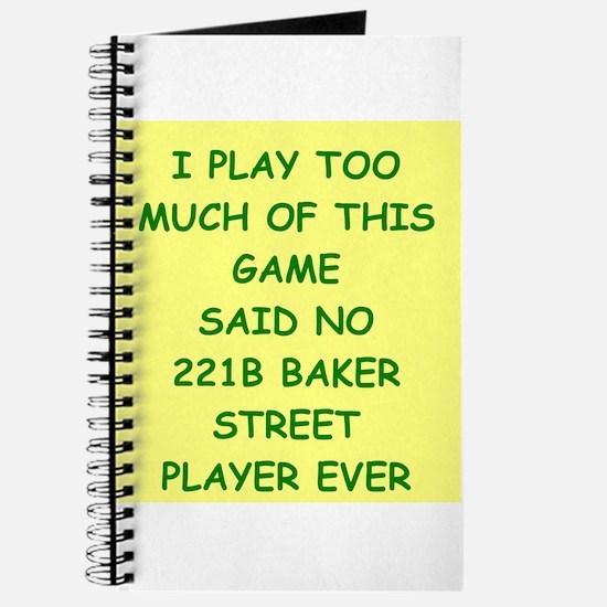 221b baker street Journal