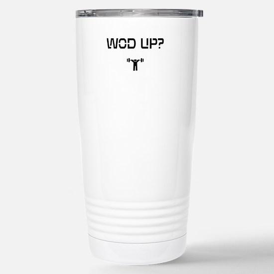 WOD UP? Travel Mug
