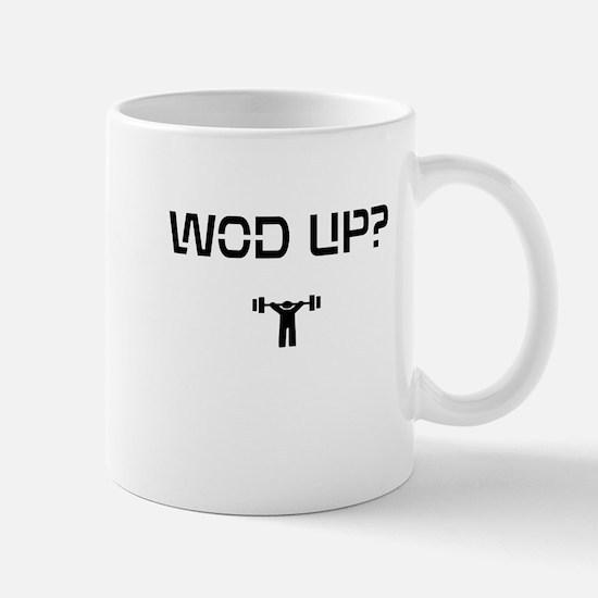 WOD UP? Mug